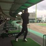 ゴルフ初めました(^ ^)