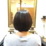 髪のクセを収えて50%スッキリしてみませんか?