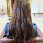 パサつき、乾燥のある髪を髪質改善でまとまりのある髪へ!