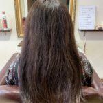 痛んでバサバサする髪を活性ケラチンで髪質改善した結果!