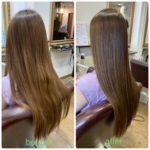 髪にツヤがない方必見!髪質改善カラーでツヤ髪を手に入れよう!